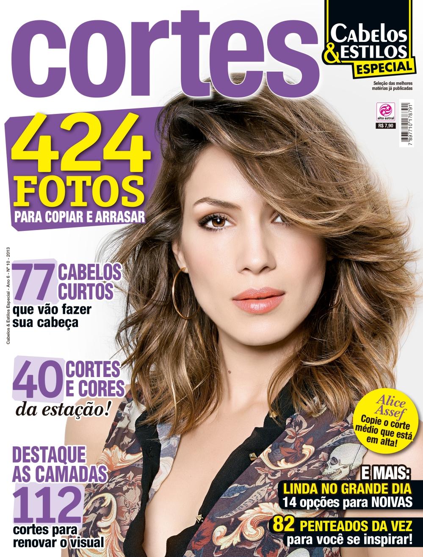 Alice Assef - Cabelos (capa) MAI 2013